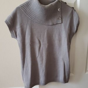 Michael kors petite small winter shirt.